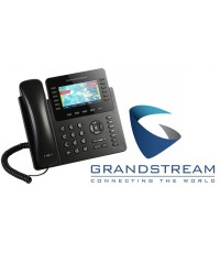 Grandstream โทรศัพท์ IP รุ่น GXP2170 12-line 6 SIP ACC HD IP Phone ,Bluetooth จอสี