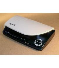 ZyXEL ZyAIR B-4000R Wireless LAN Hot Spot Gateway + Thermal Printer
