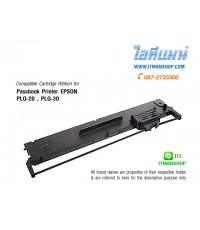 ตลับผ้าหมึกเครื่องพิมพ์ EPSON PLQ-20  PLQ-30
