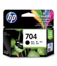 ตลับหมึกอิงค์เจ็ต HP 704 CO หมึกสี