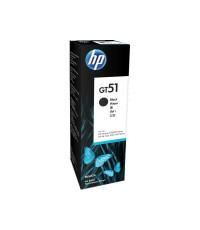 น้ำหมึกอิงค์เจ็ต HP GT51 Bk หมึกสีดำ  Black Ink