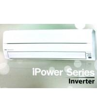แอร์ติดผนังฟูจิสึ Inverter iPower R410A ขนาด 9000-24000 บีทียู