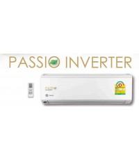 แอร์ผนังเทรน Passio Inverter ขนาด9400 บีทียู เบอร์ 5 รุ่น TTKE09GB5/MYWE09GB5
