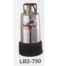 ปั๊มน้ำแช่ TSURUMI ใบพัด Vortex รุ่น LB800(LB2-750)