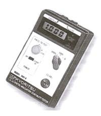 มิเตอร์วัดฉนวนไฟฟ้าและทดสอบความต่อเนื่อง KEID 3001B