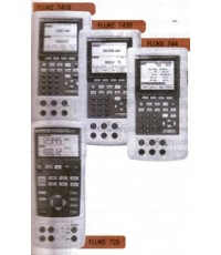 เครื่องสอบเทียบกระบวนการผลิต รุ่น FLUK 743B/741B
