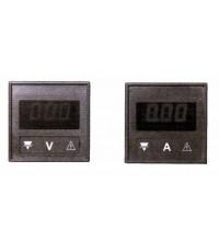 มิเตอร์วัดกระแสและแรงดันไฟฟ้า AC รุ่น DI3 72 AV5 A