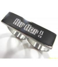 แหวนสแตนเลส 2 นิ้ว แฟชั่น 03