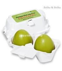 พร้อมส่ง Holika Holika Green Tea Egg Soap