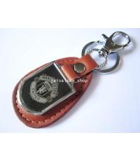พวงกุญแจพิมพ์เลเซอร์ ลายทีมแมนยู