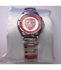 นาฬิกาข้อมือผู้หญิง ทีมอาร์เซนอล สายแสตนเลส