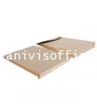 ซองน้ำตาลขยายข้าง 9x12 3/4นิ้ว; พิมพ์ครุฑ KI (50ซอง/กล่อง)