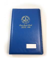 สมุดสะสมเหรียญV.I.P. 150 (ใส่ได้ 150 เหรียญ)