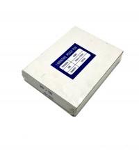 พลาสติกเคลือบบัตร  100x135x125ไมครอน EASYBIND 100 แผ่น