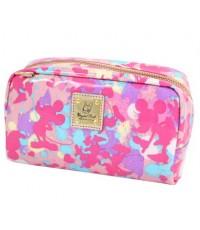 Pre-order Mickey  Minnie Cafe lip cosmetics pouch