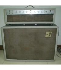 Guyatone GA-930 Guitar Amplifier (หลอด) ลำโพง 15 นิ้ว
