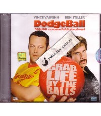 VCD  ดอจบอล เกมบอลสลาตันกับทีมจ๋อยมหัศจรรย์ / Dodge Ball
