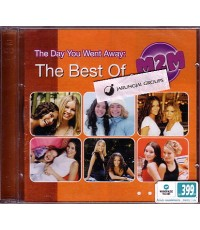 CD M2M : The  Day You Went Away The Best Of M2M