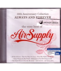 CD Air Supply : 30th Anniversary Collection ALWAYs AND FOREVER the very best of Air Supply
