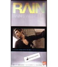 CD+DVD เรน Rain / เรน เวิร์ลด์ เอส อี (หมด)