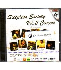 VCD รวมศิลปิน GMM / Sleepless Society / Vol.2 Concert
