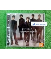 CD ดงบังชินกิ TVXQ : the 3rd Asia Tour Concert Mirotic in SEOUL