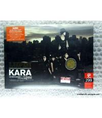 CD  KARA 3rd Mini Album  Lupin  CD + Photo book