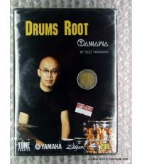 VCD. DRUMS ROOT โดย อู๊ด ยานนาวา