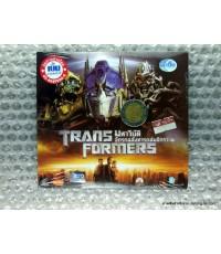VCD หนัง transformers ภาค 1 thai มหาวิบัติจักรกลถล่มจัรวาล ภาค 1