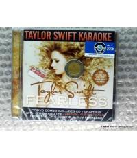 dvd Taylor swift/Fearless karaoke/Universal.