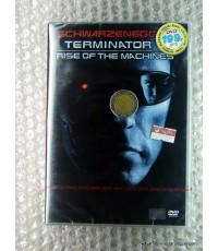 dvd Terminator3: Rise Of The Machines-dvd คนเหล็ก 3 กำเนิดใหม่เครื่องจักร  สังหาร/MVD.