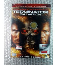dvd Terminator Salvation: Theatrical Version-dvd ฅนเหล็ก 4 มหาสงครามจักรกลล้าง  โลก/MVD.