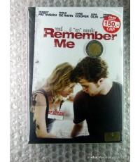 dvd Remember Me-จากนี้มีเราตลอดไป / Cap.