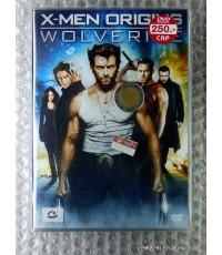 dvd หนัง x-men origins : wolverine thai/eng บ.cat