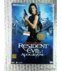 DVD หนัง Resident Evil ภาค 2 eng ผีชีวะ Apocalypse