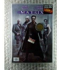 dvd The Matrix-เดอะ เมทริคซ์ เพาะพันธุ์มนุษย์เหนือโลก 2199 / Cat.