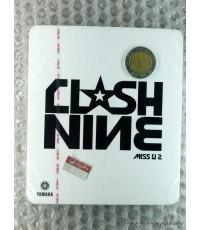 cd Clash Nine Miss U 2 / MGA เจาะกล่องด้านข้าง ลดราคา