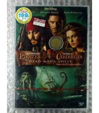 dvd Pirates Of The Caribbean ภาค 2 / Dead Man\'s Chest สองภาษา / MVD