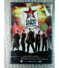 DVD Clash Army Rock Concert-Concert (All/Pal)/GMM
