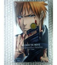 DVD Bleach The Movie: The DiamondDust Rebellion เทพมรณะ   เดอะมูฟวี่(พากย์ไทย)/ rose