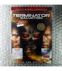 DVD Terminator Salvation: Theatrical Version/   mvd DVD ฅนเหล็ก 4 มหาสงครามจักรกลล้างโลก  (พากย์  ไท