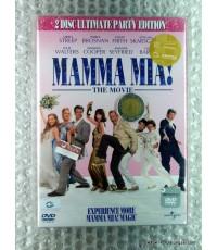 DVD Mamma Mia! The Movie/ universal DVD มัมมา มีอา! วิวาห์วุ่น ลุ้นหาพ่อ/ universal