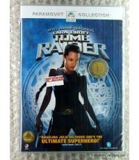 DVD Tomb Raider Lara Croft ภาค 1 thai-eng / united ลาร่า ครอฟท์ ทูมเรเดอร์ เสียงไทยอย่างเดียว