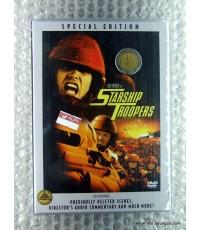 dvd Starship Troopers: Special Edition-สงครามหมื่นขา ล่าล้างจักรวาล