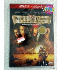 dvd Pirates Of The Caribbean ภาค 1 The Curse Of The Black Pearl เสียงไทยเท่านั้น/ mvd