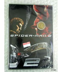 dvd Spider Man 2 ไอ้แมงมุม 2/ United (ยูไนเต็ด)