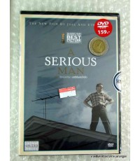 dvd Serious Man A-เฮ้อ! โลกมันเครียด ขอซีเรียสซะให้เข็ด/ cap