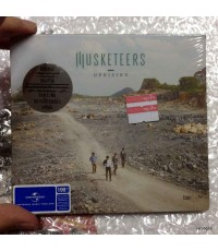 cd มัสคีเทียร์ /musketeers uprising