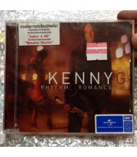 cd Kenny g Phythm Romance /universal.