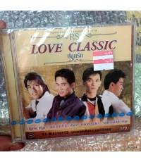 cd rs love classic ปลูกรัก - คีรีบูน/ฟรุ๊ตตี้/เรนโบว์/สุทธิพงษ์/จุทามาศ อริสมันต์/ธนา - ทวินันท์/